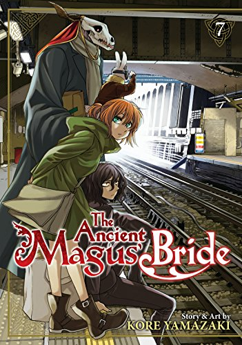 The Ancient Magus' Bride, Vol. 7 Book Cover