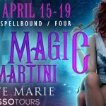 Demon Magic and a Martini (The Guild Codex: Spellbound) by Annette Marie ~ #Excerpt #BookTour