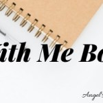 Plan With Me Book Tag