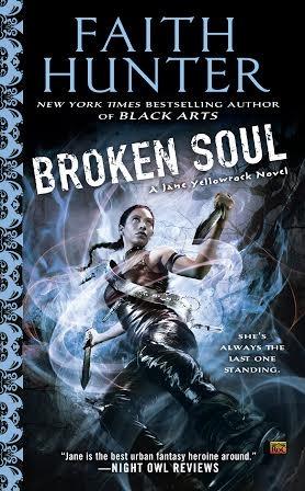 Broken Soul Book Cover