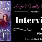 Interview: Chris Stoneheart (Unhuman Light) ~ #Excerpt #BookTour