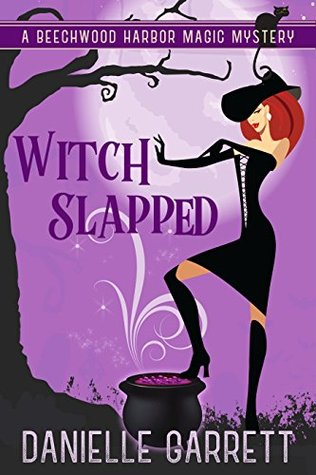 Witch Slapped Book Cover