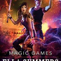 Review: Magic Games (Dragon Born Serafina #2) by Ella Summers
