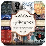 August Of Books Giveaway Hop ~ Aug. 1st – 31st