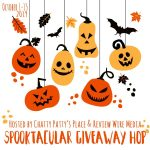 SPOOKtacular Giveaway Hop ~ Oct. 1st – 15th
