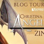 Exclusive Excerpt: Zinnia (Angelbound Offspring) by Christina Bauer ~ #YoungAdult
