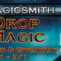A Drop of Magic (The Magicsmith) by L.R. Braden ~ #Giveaway #Excerpt #BookTour
