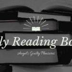 Currently Reading Book Tag!