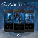 Audio Blitz: Raven Point Pack Series by Heather Renee ~ #Excerpt