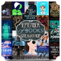 September Of Books Giveaway Hop ~ Sept. 1st - 30th
