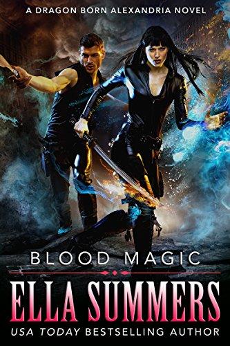 Blood Magic Book Cover