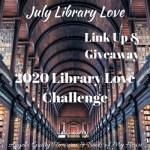 July 2020 Library Love Challenge Link Up & Giveaway
