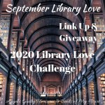 September 2020 Library Love Challenge Link Up & Giveaway