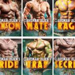 Review: Caveman Aliens Series (Book 1 – 6) by Calista Skye