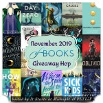 November Of Books Giveaway Hop ~ Nov. 1st – 30th