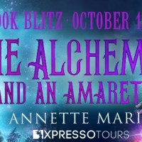 The Alchemist and an Amaretto (The Guild Codex: Spellbound) by Annette Marie ~ #Giveaway #BookTour