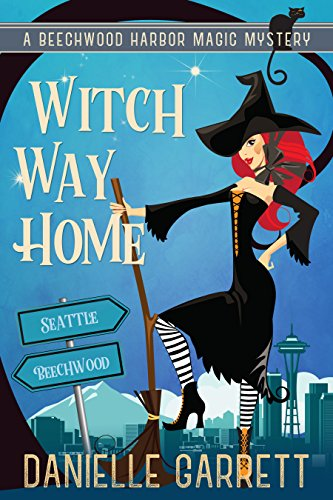 Witch Way Home Book Cover