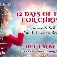 12 Days of Fantasy for Christmas: Morgan L. Busse ~ #FantasyforChristmas19 #Giveaway #BookTour