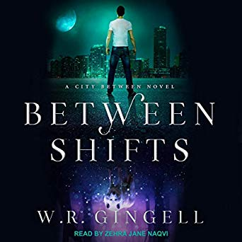 Between Shifts Book Cover
