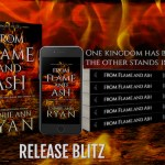It's Release Day! From Flame and Ash (Elements of Five) by Carrie Ann Ryan
