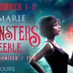 Slaying Monsters for the Feeble (The Guild Codex: Demonized) by Annette Marie ~ #Excerpt #BookTour