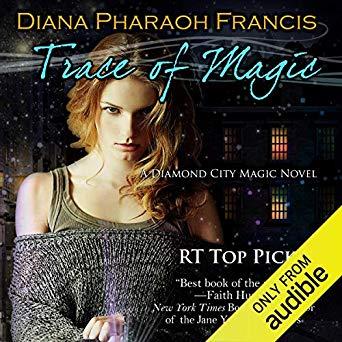 Trace of Magic Book Cover
