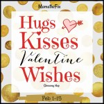 Hugs Kisses Valentine Wishes Giveaway Hop ~ Feb. 1st – 15th
