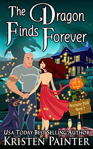 The Dragon Finds Forever Book Cover