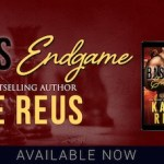 It's Release Day! Bishop's Endgame (Endgame Trilogy) by Katie Reus