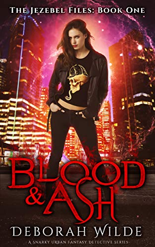 Blood & Ash Book Cover