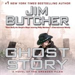 Audiobook Review: Ghost Story (The Dresden Files #13) by Jim Butcher (Narrator: James Marsters)