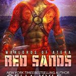Review: Red Sands (Warlords Of Atera #1) by Celia Kyle as Erin Tate