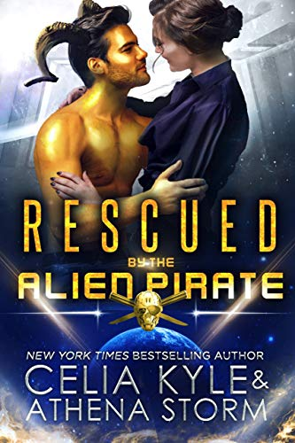 Rescued by the Alien Pirate Book Cover