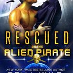 Review: Rescued by the Alien Pirate (Mates of the Kilgari #1) by Celia Kyle & Athena Storm