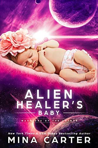 Alien Healer's Baby Book Cover