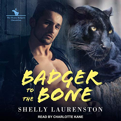 Badger to the Bone Book Cover