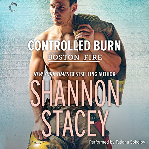 Controlled Burn Book Cover