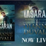 It's Release Day! The Lasaran (Aldebarian Alliance) by Dianne Duvall