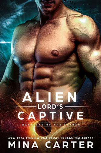 Alien Lord's Captive Book Cover