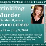 A Sprinkling of Murder (A Fairy Garden Mystery) by Daryl Wood Gerber ~ #BookTour