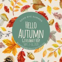 Hello Autumn Giveaway Hop ~ Sept. 2nd - 16th