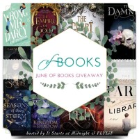 June Of Books Giveaway Hop ~ June 1st - 30th