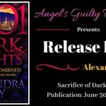 It's Release Day! Sacrifice of Darkness (1001 Dark Nights)(Guardians of Eternity) by Alexandra Ivy