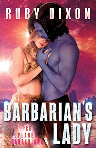 Barbarian's Lady Book Cover