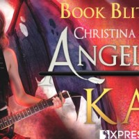 Kaps (Angelbound Offspring) by Christina Bauer ~ #BookTour #Giveaway #Excerpt #YoungAdult