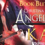 Kaps (Angelbound Offspring) by Christina Bauer ~ #BookTour #Excerpt #YoungAdult