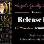 It's Release Day! Begin Again (1001 Dark Nights)(Stay) by Jennifer Probst