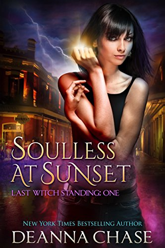 Soulless at Sunset Book Cover