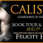 Calistos (Guardians of Hades) by Felicity Heaton ~ #BookTour #Excerpt #Giveaway