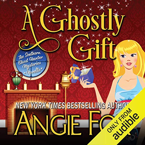 A Ghostly Gift Book Cover